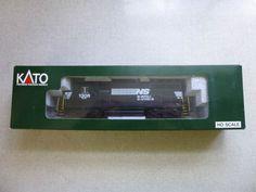 Kato Norfolk Southern EMD GP35 Phase Ia 37-034 #1308 HO Scale Locomotive w/ Box…