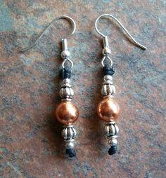 Copper Healing Earrings