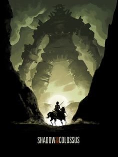 Shadow of the Colossus - Created by Matt Taylor