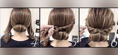Your 3 Step Guide For Classy Hairdo | Blushy
