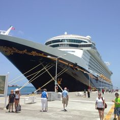 Disney Fantasy ....in the running for our 2013 winter vacation