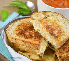 Loving Zsu's tips on how to make the perfect vegan grilled cheese sandwich!  via @ZsuDever