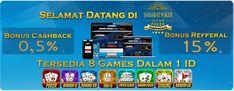 Poker Online, Cyber, Asia
