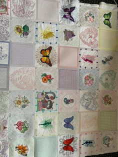 Embroidery Art, Quilts, Blanket, Bed, Facebook, Jeans, Home, House, Quilt Sets