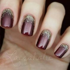 30 Glittery Nail Art Designs For That Little Spark