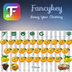 Want your keyboard to look like this? Go and download @Fancykey 👉 http://dl7.fancykeyapp.com #Fancykey