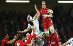 RBS Six Nations Team of the Tournament Six Nations, Rugby, Wrestling, World, Sports, Life, Lucha Libre, Hs Sports, Sport