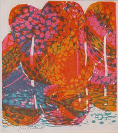 Super inspiring: Naoko Matsubara--Woodblock Prints