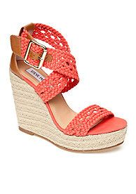 Lady Steve Madden Magestee Wedges.  I could rock these!