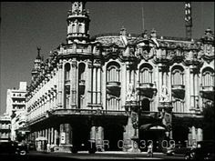 Havana, Cuba 1930s - YouTube