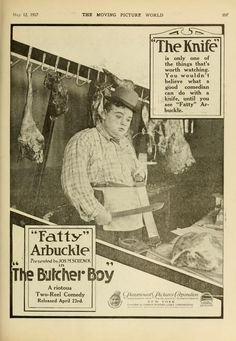 'The Butcher Boy'
