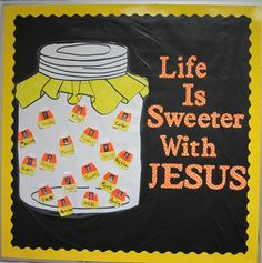 Life is Sweeter with Jesus