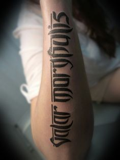 Tattoo font: valar morghulis. From games of the thrones. tattoo-industry.ru