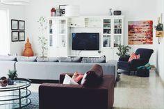 A Modern Family Home in Abu Dhabi - AphroChic | Modern Global Interior DecoratingAphroChic | Modern Global Interior Decorating