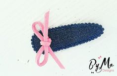 Nice denim with pink faux suède. Check my Facebook ByMoDesigns