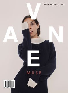 Vane Magazine issue 03 - Cover: Photographer Juliette Cassidy | @Vane Magazine