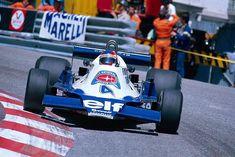 Patrick Depailler - Tyrell-Ford 008 - Monaco '78
