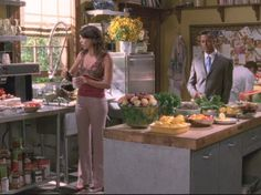 Gilmore Girls. Sookie's kitchen at the  Dragonfly Inn. Just one of the many reasons to love the show. They have an inn named the Dragonfly!