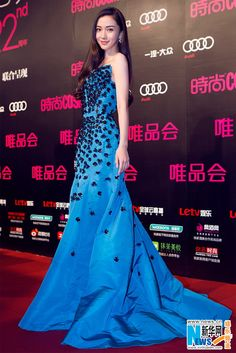 Hong Kong actress Angelababy http://www.chinaentertainmentnews.com/2015/11/angelababy-at-fashion-event.html