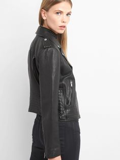 61dcc55a3 147 Best Jackets to love images in 2019 | Leather biker jackets ...