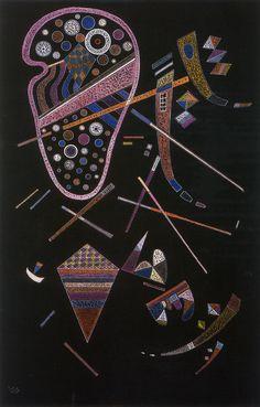 Kandinsky - Untitled (Sans Titre), 1940