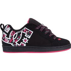DC SHOES Court Graffik SE Womens Shoes