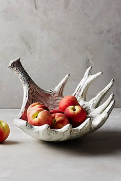 Anthropologie Cast Antler Bowl Found on my new favorite app Dote Shopping