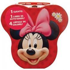 Libro Disney Minnie Mouse - Carry Along