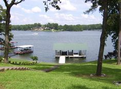 Lake Hamilton Vacation Rental - VRBO 198568 - 4 BR AR House, 'P' Perfect Home on Lake Hamilton with a Boat Dock and a View.