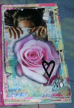 Kelly Kilmer Artist and Instructor: 10 April 2015 Journal Page