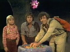 "1970's TV Shows | Land Of The Lost. Funny, it seemed a bit ""cheesey"" even when I was a kid!!"
