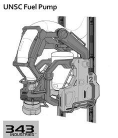 Albee Ng: Halo 4 Concept Art Dump