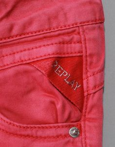 Shop Replay at Accent Clothing, luxury stockists of Replay since Spend over for FREE UK Delivery. Replay Jeans, Super Skinny Jeans, Denim, Girls, Clothing, Pink, Shopping, Fashion, Toddler Girls