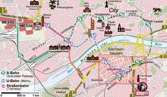 nice Frankfurt Map free