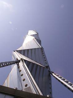 Mito Art Tower in Ibaraki   by Arata Isozaki Japan