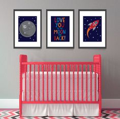 "Nursery art: ""I love"