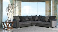 I wonder if this would fit in my lounge room - Glenmore 3 Piece Modular Lounge Suite Modular Lounges, Lounge Suites, Sofa, Couch, 3 Piece, Home And Garden, Harvey Norman, Recliners, Inspiration