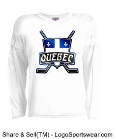 Quebec Province Flag Hockey Jersey Quebec 06b05f7dc