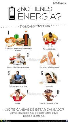Hábitos Health Coaching | ¿No tienes energía?