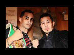 Elvin Ayala and Hector Camacho Jr. press conference photo album