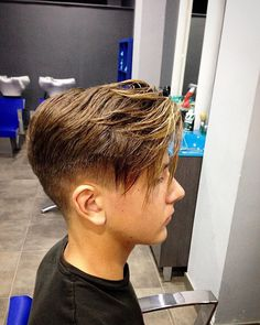 Hair Inspiration Male Indonesia