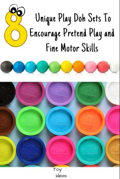 Creative Activities For Kids, Learning Activities, Play Doh, Pretend Play, School Age Games, Special Needs Toys, Preschool Toys, Mom Advice, Learning Colors