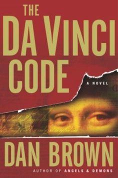 The Da Vinci Code (Robert Langdon) - by Dan Brown