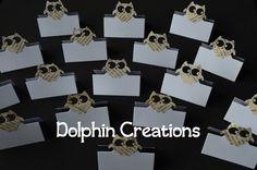 Segnaposto con gufo, by Dolphin Creations - Handmade by Laura, 0,60 € su misshobby.com