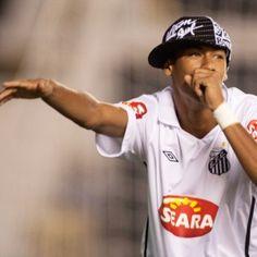 Neymar Santos FC - Brazil