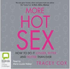 A little sex education will spice up your life between the sheets. In More Hot Sex, you're given practical plans, smart advice, and hundreds of sizzling sex tips.