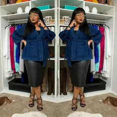 305cac329f9 The Curvy Fashionista ( mariedenee) • Instagram photos and videos Plus Size  Business