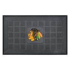 NHL - Chicago Blackhawks Medallion Door Mat