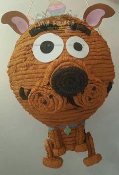 #Piñata #ScoobyDoo  Siempre sacando modelos y diseños divertidos para nuestros seguidores