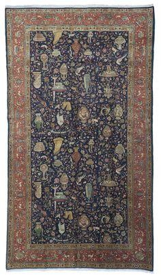 TABRIZ 60 R – N. 340402 – cm. 317 x 86 – Tappeti Orientali e ...